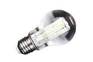 Ampoules LEDS liquide