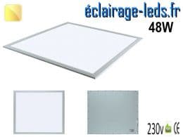 dalle LED 48W Blanc chaud 230v