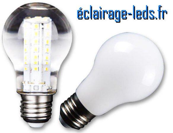 Ampoule led E27 liquide