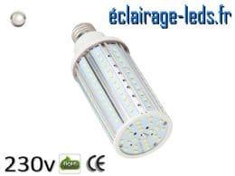 Ampoule led E27 20w SMD 2835 blanc naturel 4200K 230v AC ref A156-2