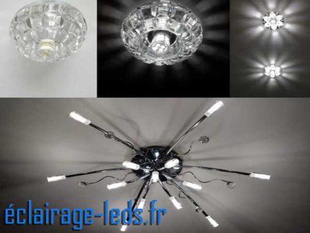 Ampoule led G4 5w SMD 2835 blanc 6000K