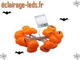 Guirlande à Halloween LED 2.50m