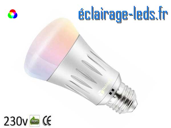 Ampoule LED E27 Smart Wifi dimmable 7w