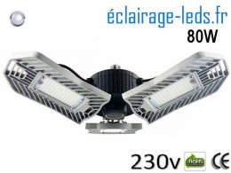 Ampoule led E27 plafonnier 80w 230v