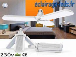 Ampoule led E27 plafonnier 45w 230v