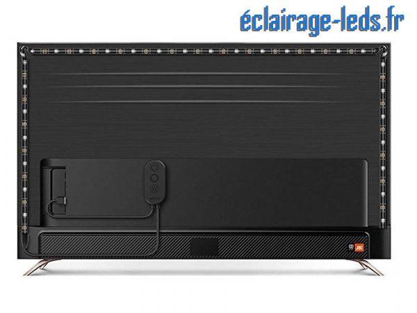 Bandeau LED RGB 2m Rétroéclairage TV