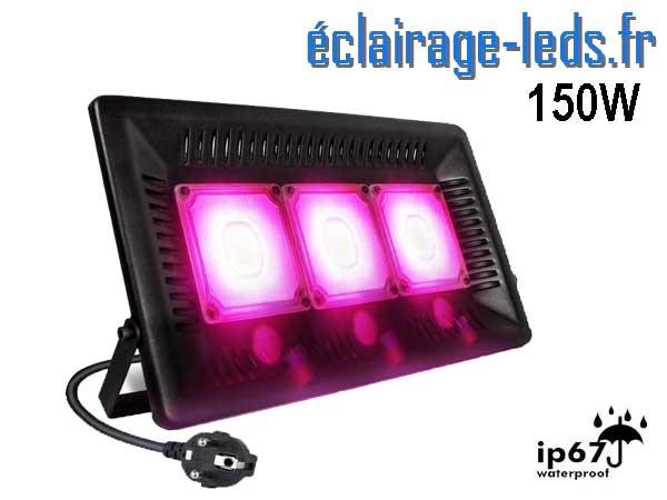 Projecteur LED Horticole 150w IP67