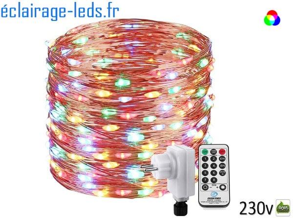 Projecteur LED Extérieur Ambiance Noel 12 Scénarios