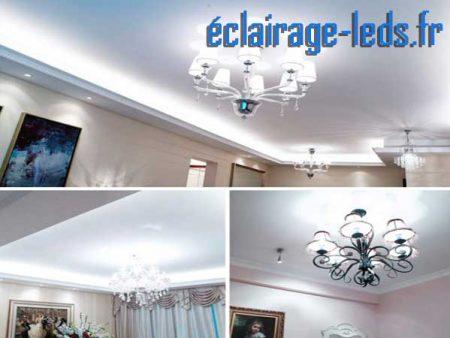 Ampoules LED E14 maïs 15W blanc froid