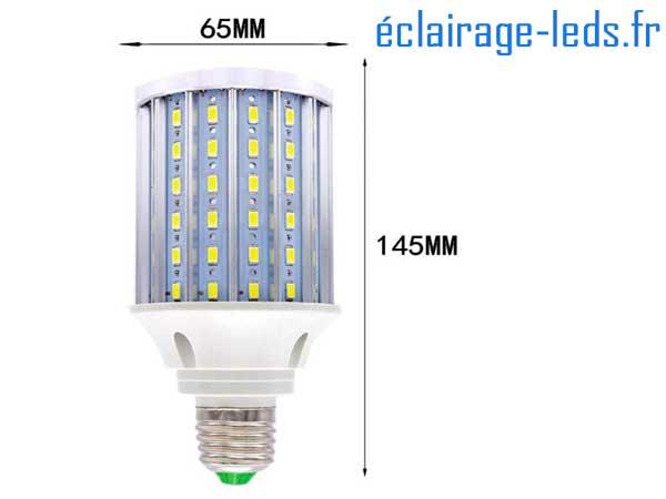 Ampoule LED E27 maïs
