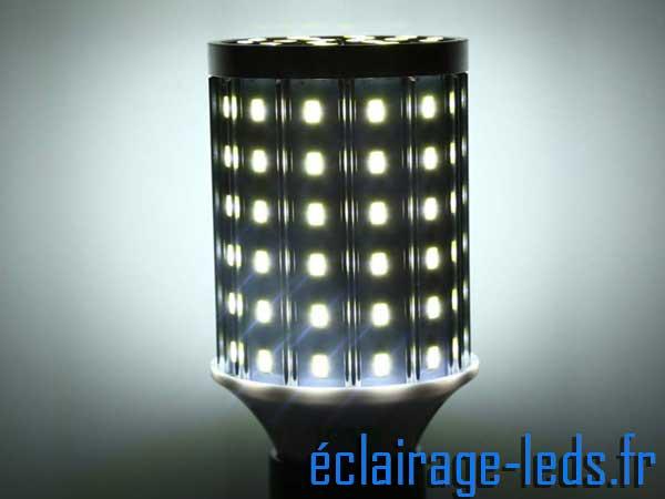 Ampoule LED E27 maïs blanc froid