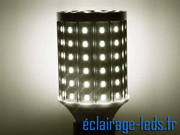 Ampoule LED E27 maïs blanc naturel
