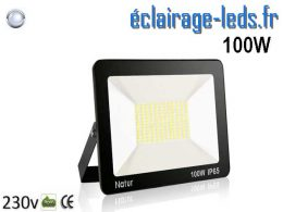 Projecteur LED extérieur 100w IP65 blanc froid 230v