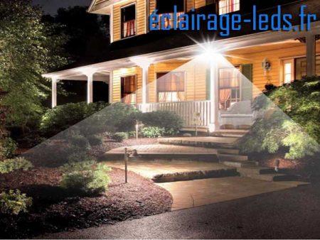 Projecteur LED extérieur 30W