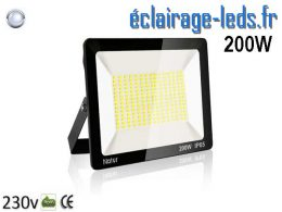 Projecteur LED extérieur 200w IP65 blanc 17000lm 230v