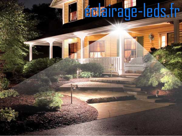 Projecteur LED extérieur 20W
