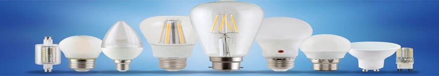 Nos ampoules LEd 230v