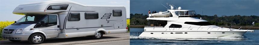 LED spécial camping car & bateau