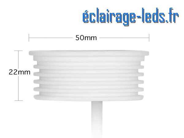 Module LED Ultra plat dimmable