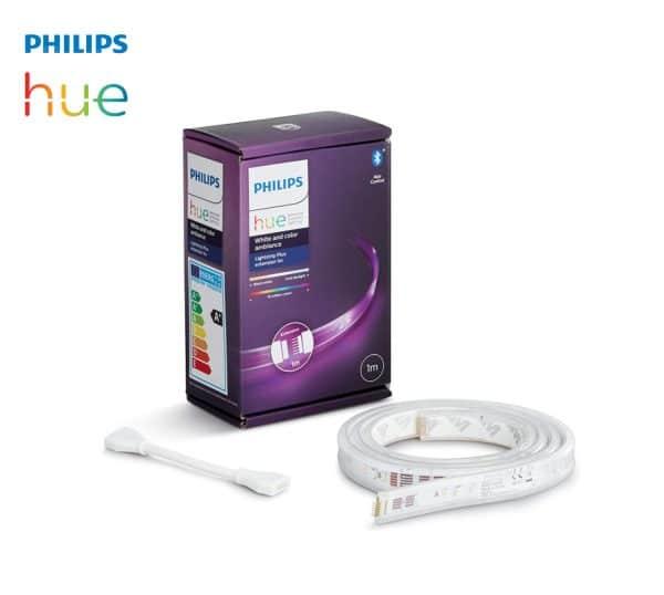 Philips Hue bandeau LED 1M white et RGB connecté